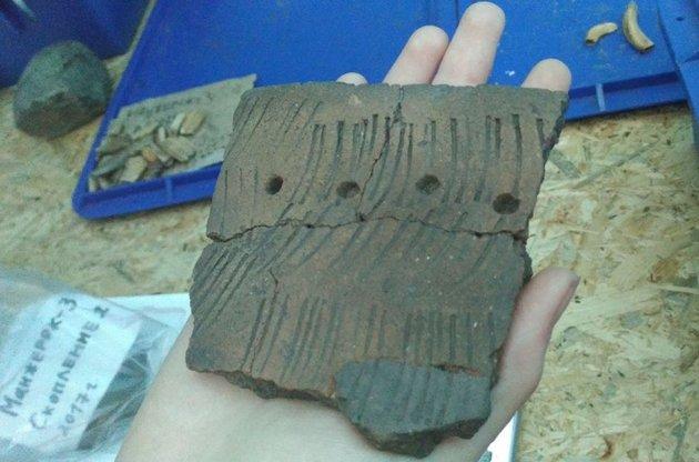 Археологи отыскали вГорном Алтае мастерскую покости возрастом две тысячи лет