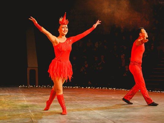 Цирк Бурятии познакомит россиян с «Легендами Байкала»