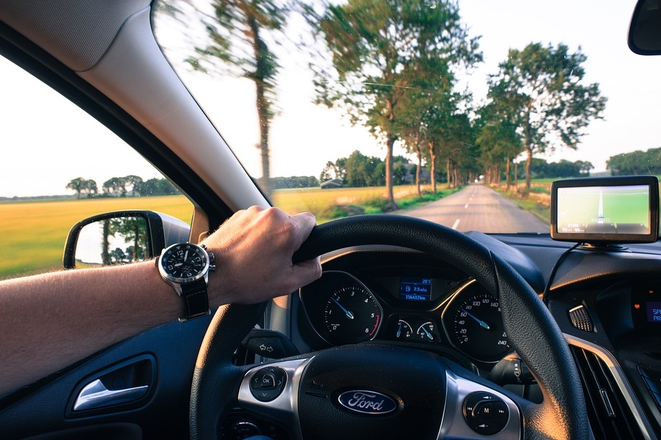 Вождение автомобилей driving cars