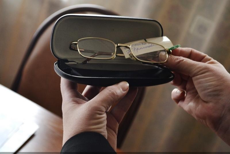 Личные вещи Золотухина передали в музей на Алтае