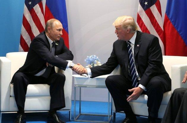 Произнесу  снова , Путин весьма важен  — Трамп