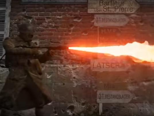 Вышла новая Call of Duty про Вторую мировую войну