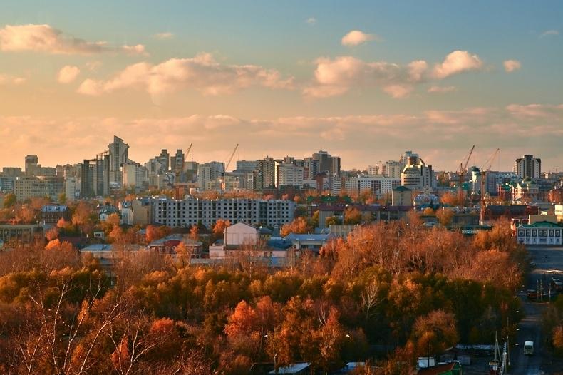 Елена Степаненко рассмешит жителей Алтая