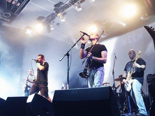 «КняZz» споет хиты «Короля и Шута» в Барнауле
