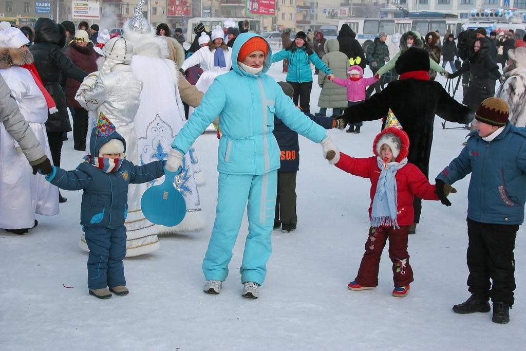Куда сходить на праздниках в Новосибирске: программа мероприятий