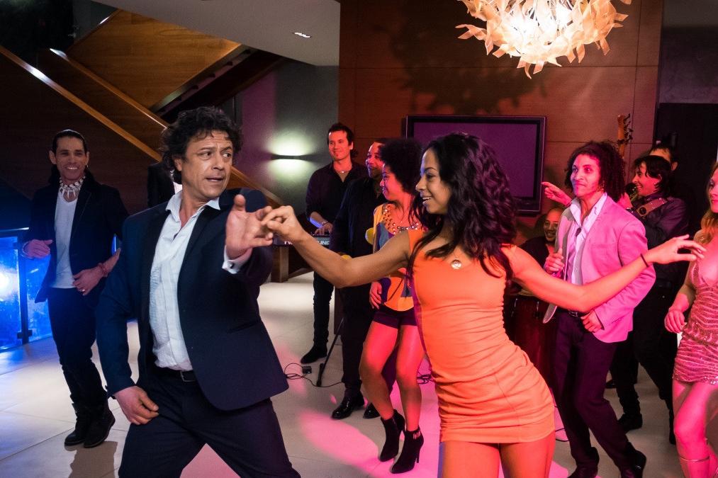 Сериал «Сальса»: Грязные танцы на Первом