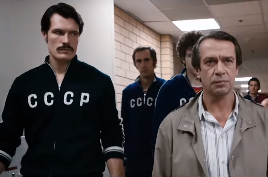Российская драма «Движение вверх» стала лидером проката