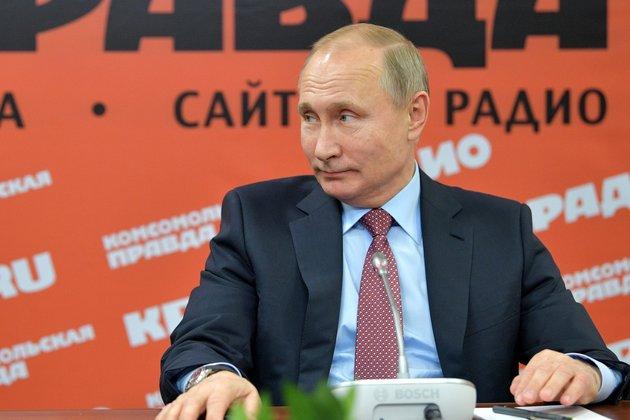 Путин: США хотели бы видеть Навального в числе руководителей России