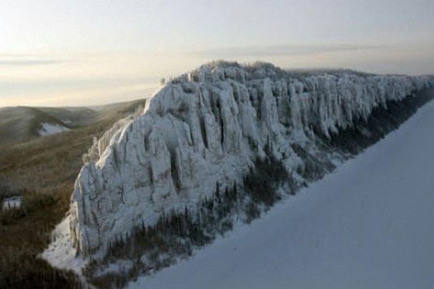 Стену из «Игры престолов» нашли в Сибири