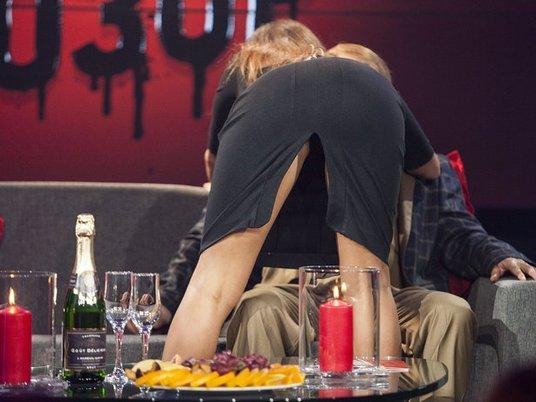 Порнозвезду Елену Беркову разденут в эфире телешоу