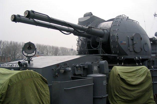 Американские корреспонденты поведали о«монструозной» русской пушке