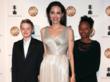 Джоли пояснила странные наряды ее дочерей