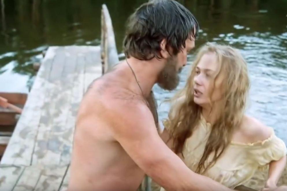 Сериал «Вольная грамота»: Рабыня Изаура по-русски