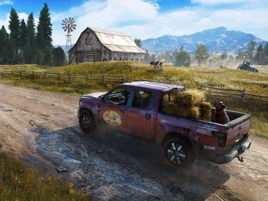 Хакеры взломали будущую защиту Far Cry 5