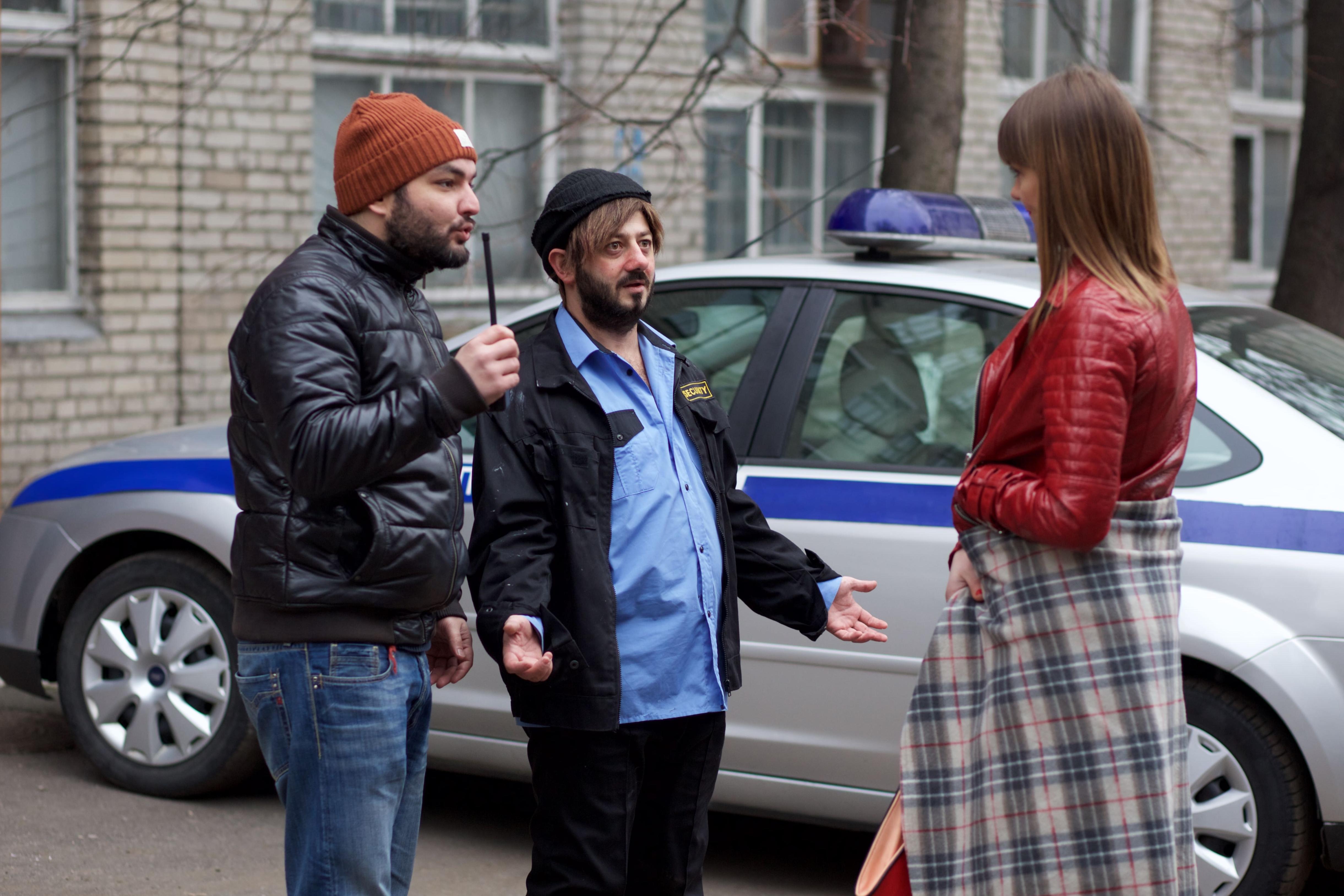 Сериал «Бородач» покажут на телеканале ТНТ4