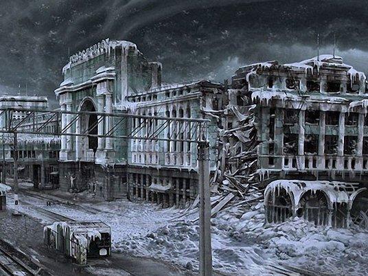 Разработчики Metro Exodus разрушили Новосибирск