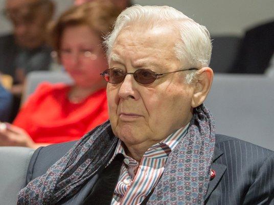 Умер легендарный актер Олег Табаков