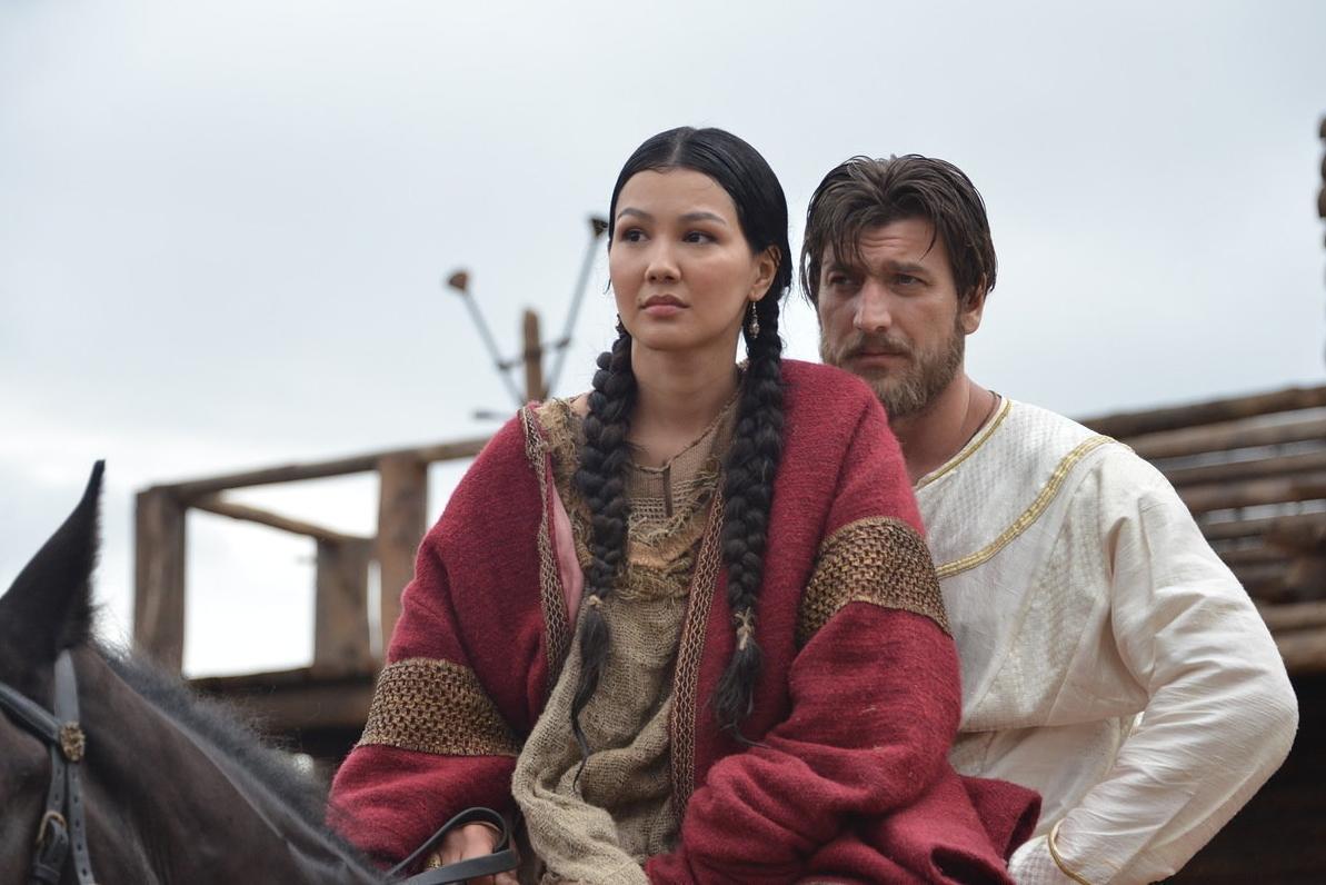 Сериал «Золотая Орда»: миром правят женщины