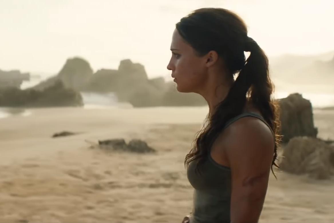 Tomb Raider: новая сексуальность Лары Крофт
