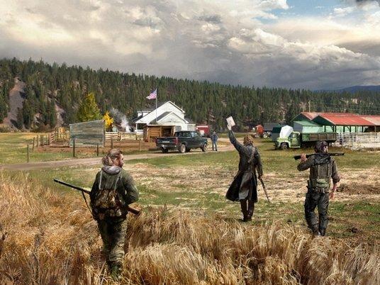 Найден способ пройти Far Cry 5 за десять минут