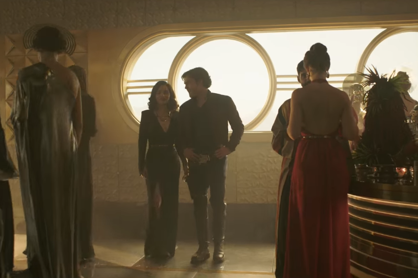 Опубликован новый трейлер фильма «Соло: Звездные войны. Истории»