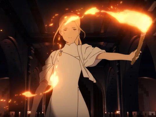 «Укрась прощальное утро цветами обещания»: аниме про любовь