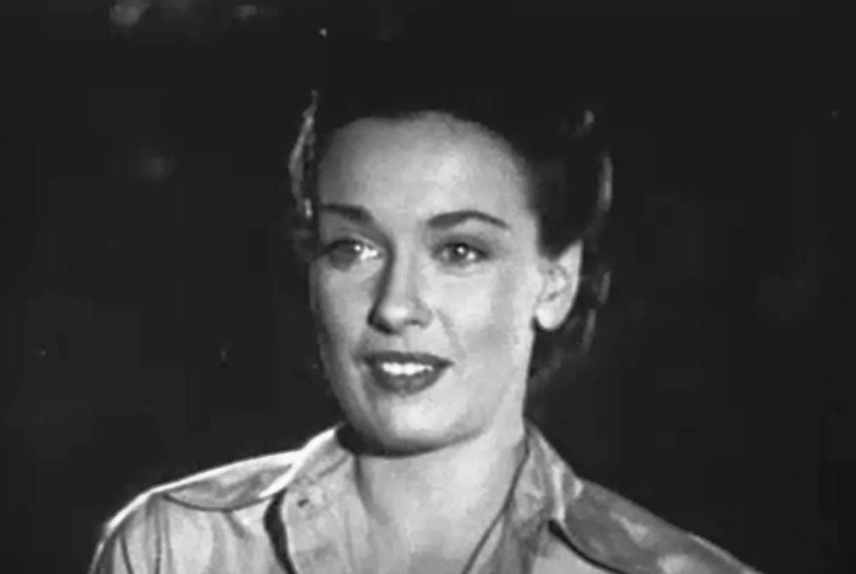 Скончалась одна из старейших актрис Голливуда