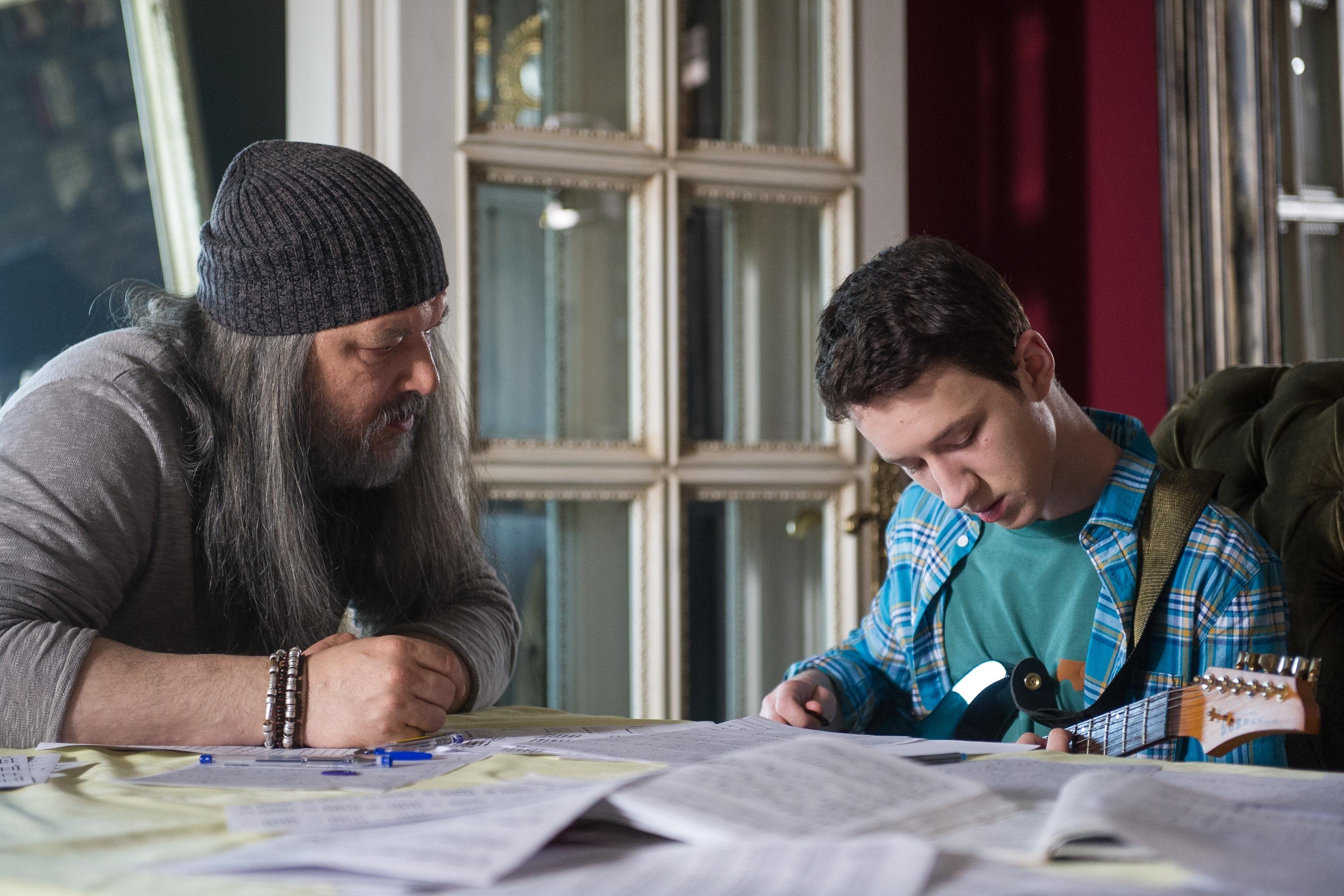 Разгульный рокер и мальчик с ДЦП станут героями фильма «Волшебник»