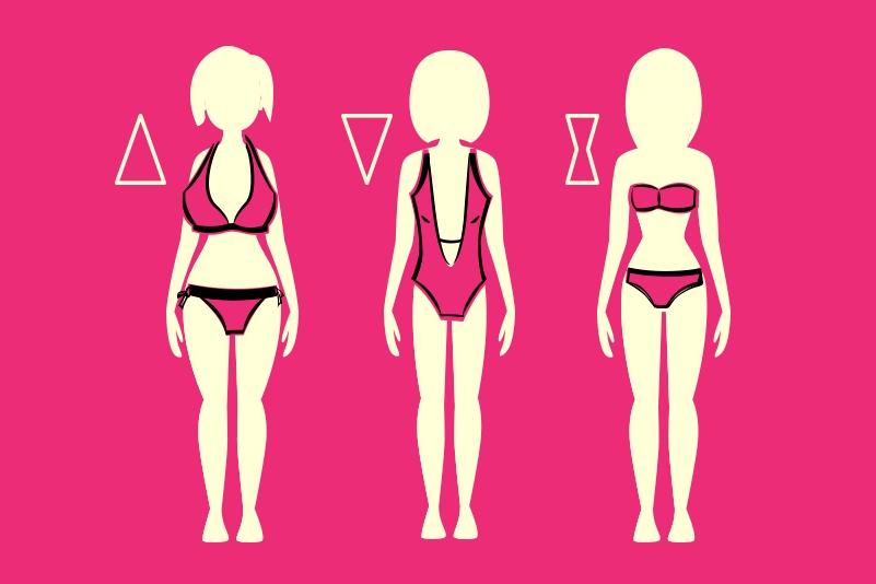 Выбираем купальник: мода и типы фигуры