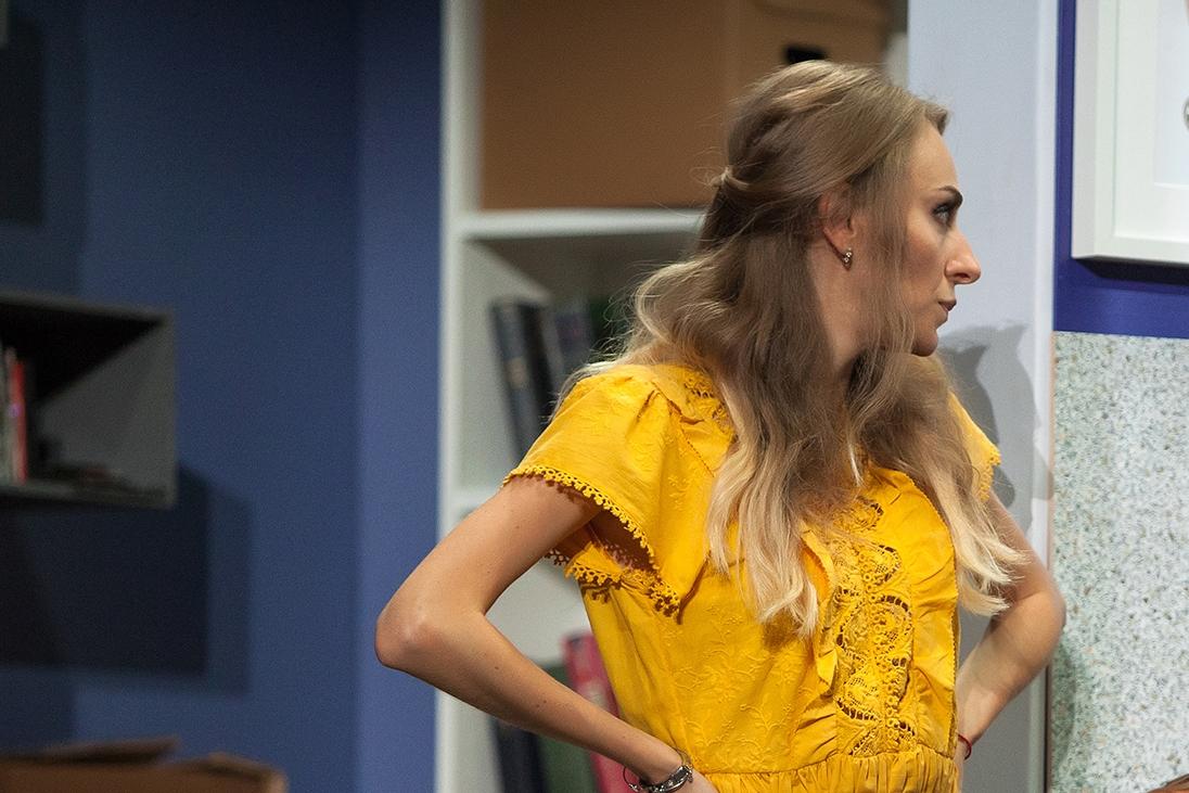 Актриса из «Однажды в России»: ни дня без подкола