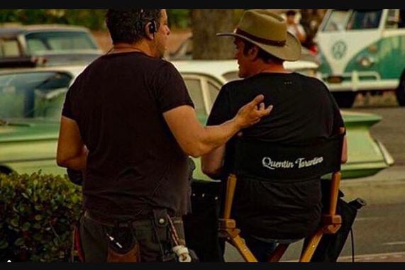 Первые кадры фильма Тарантино появились в Сети