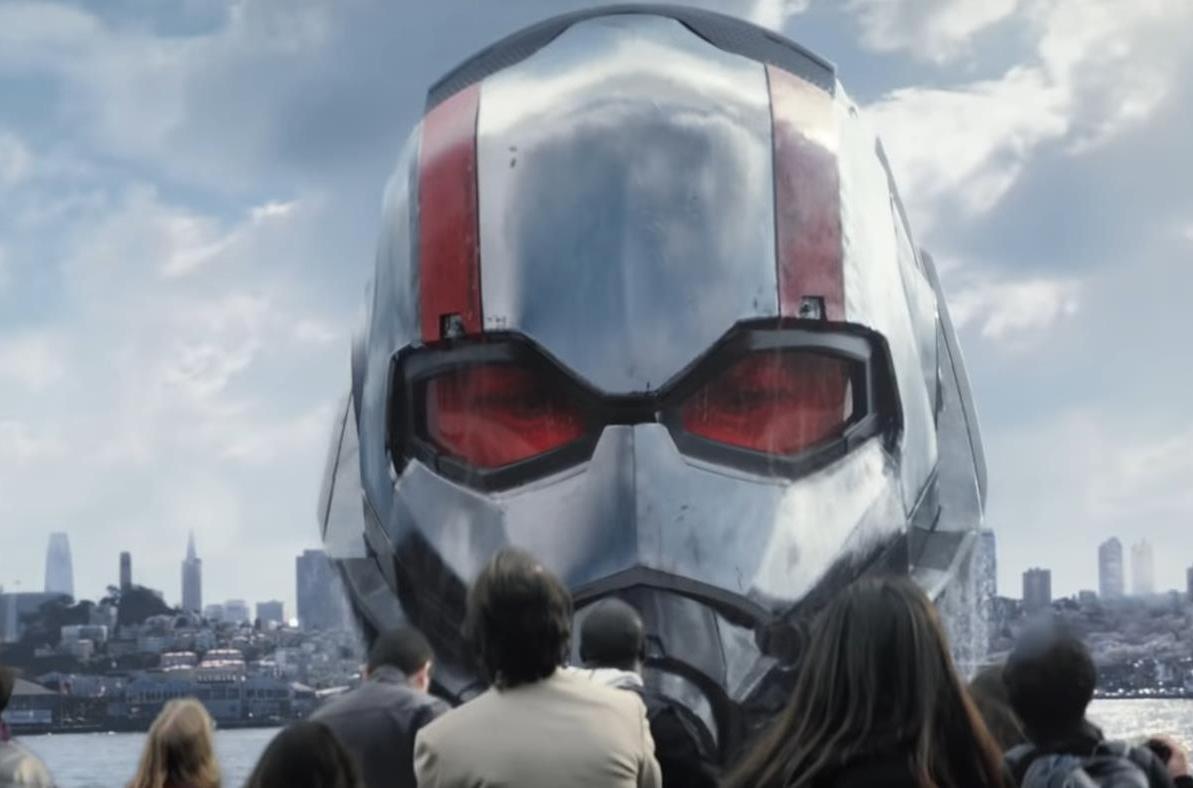 «Человек-муравей и Оса»: самый простой фильм Marvel