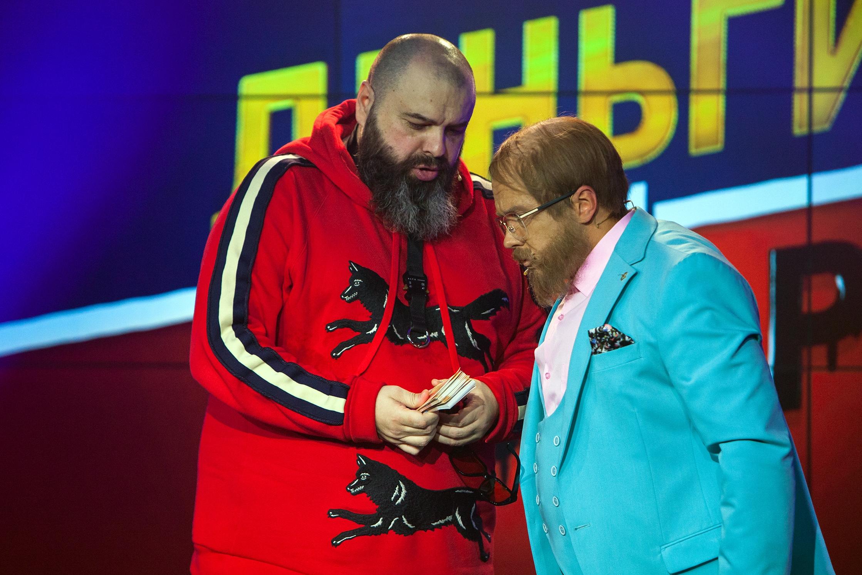 Максим Фадеев стал «юмористической жертвой» дяди Вити