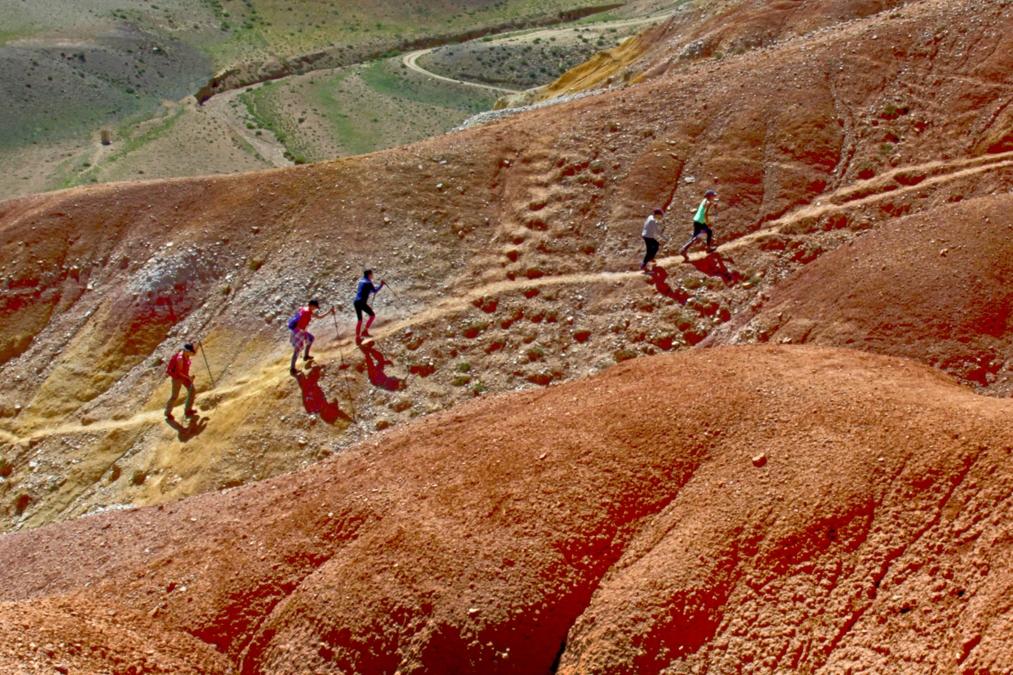Неизвестный Алтай: как попасть на Марс в Сибири?