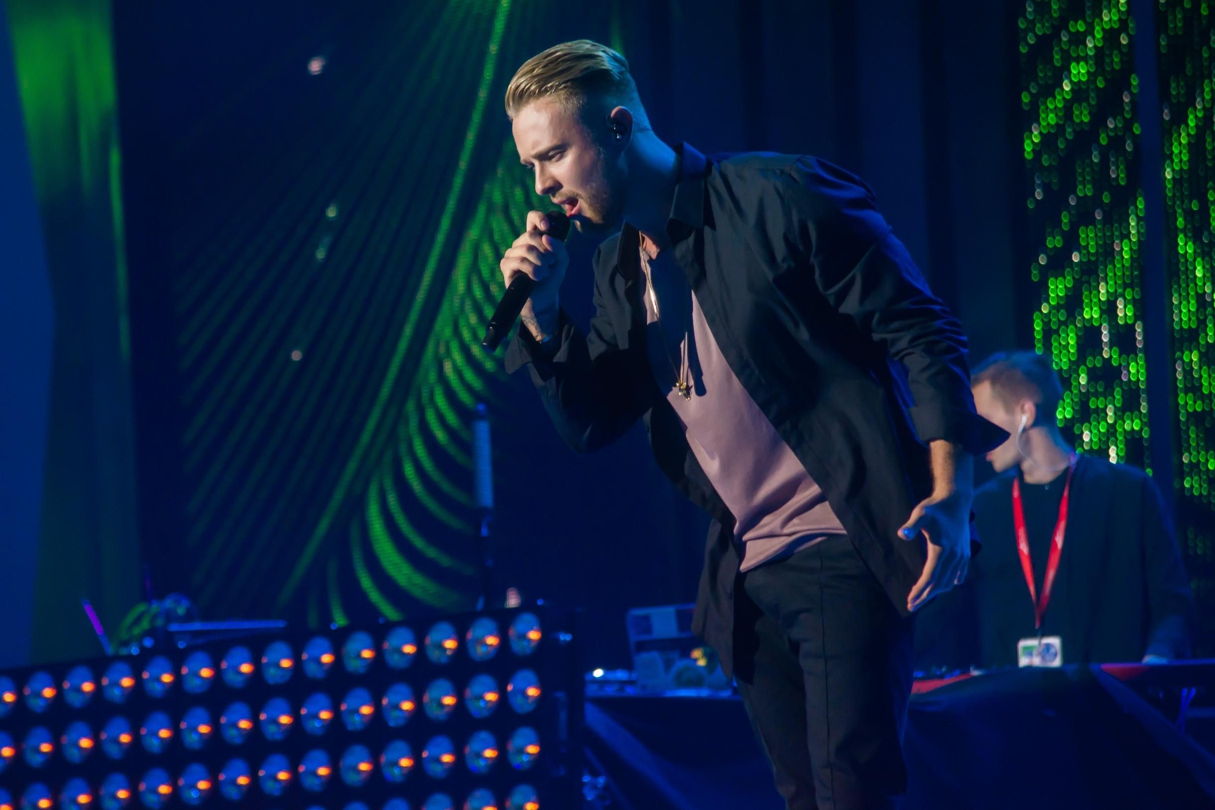 Концерт Егора Крида решили запретить в Томске