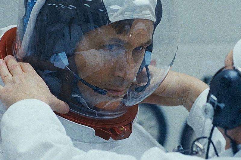«Человек на Луне»: темная сторона Райана Гослинга
