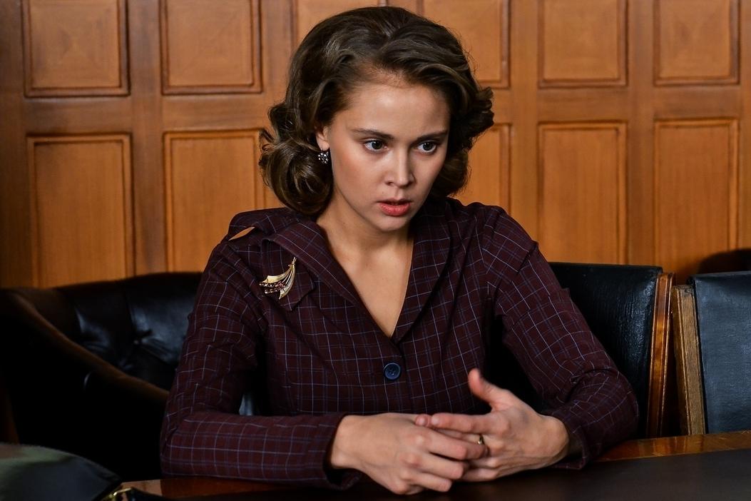 Сериал «Светлана»: первая экранизация мемуаров дочери Сталина