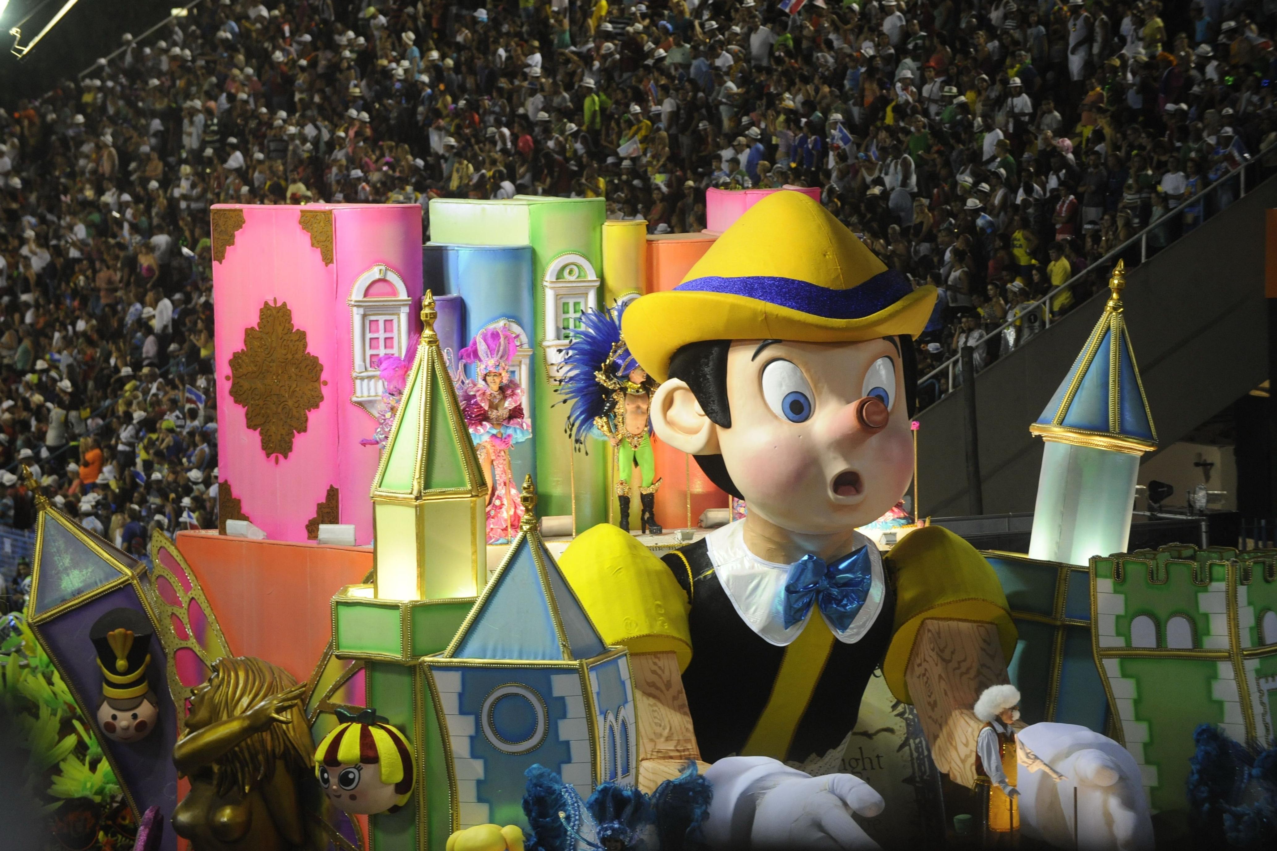 Историю Пиноккио превратят в мюзикл