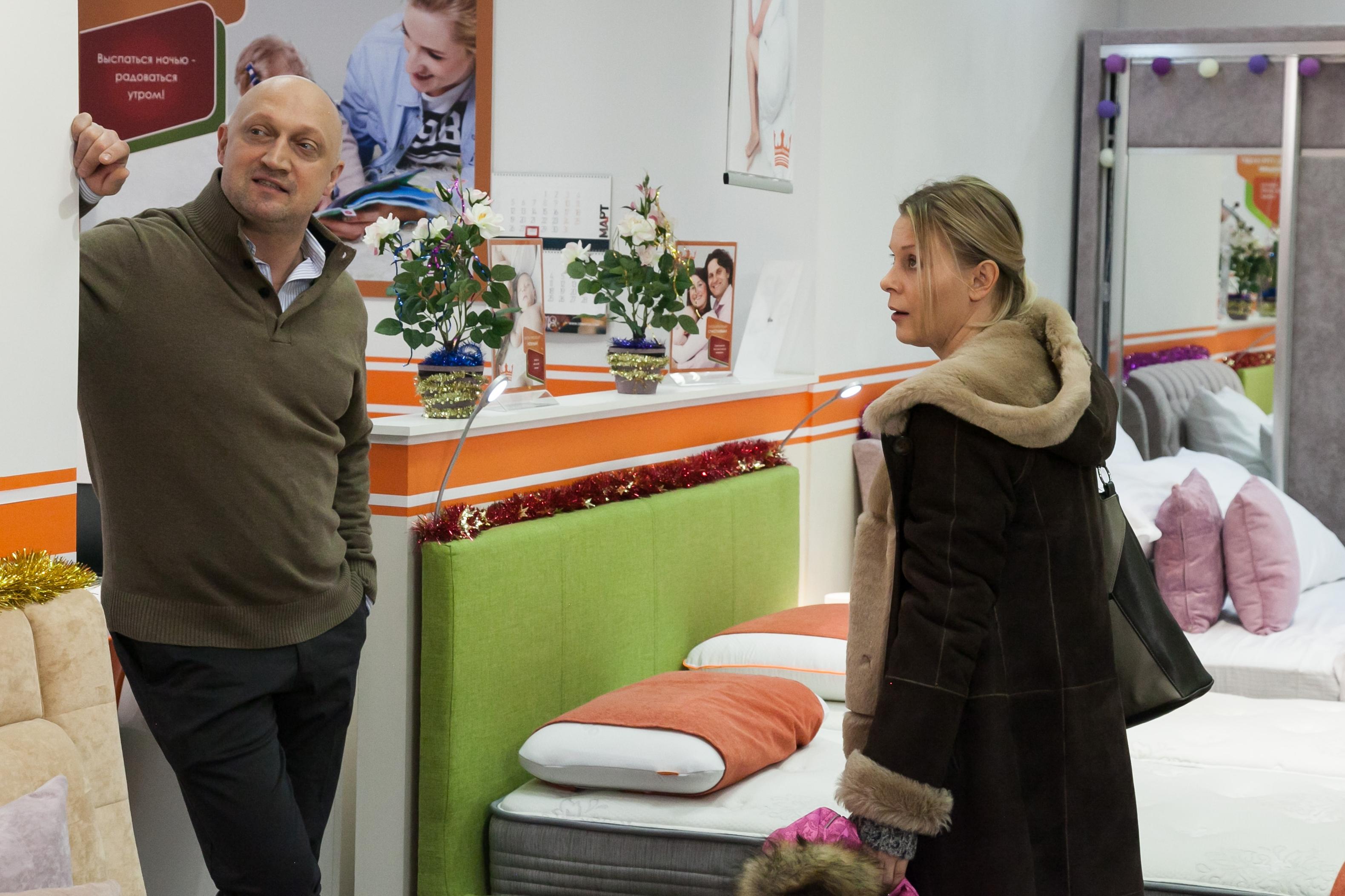 Новый сезон «Ольги» с Гошей Куценко выйдет на ТНТ