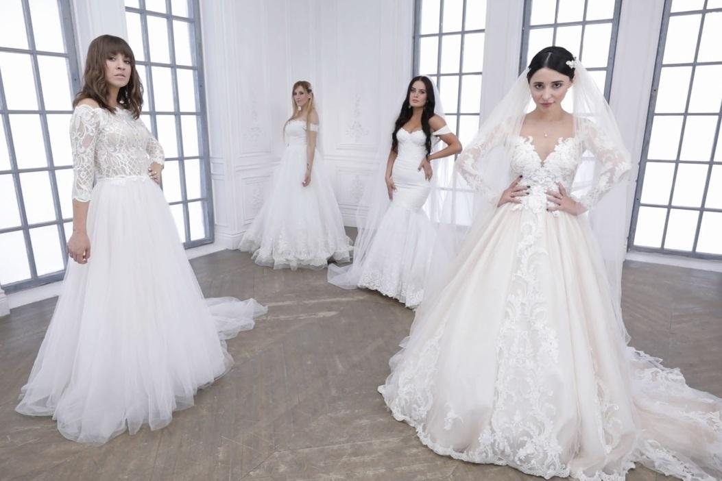 Невесты померяются крутостью свадеб на канале «Пятница»