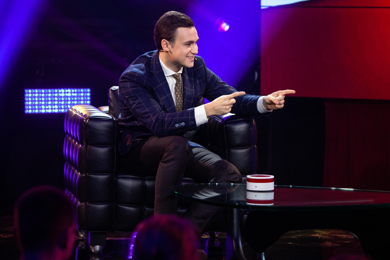 Блогер Николай Соболев лишился принципов на шоу «Деньги или позор»