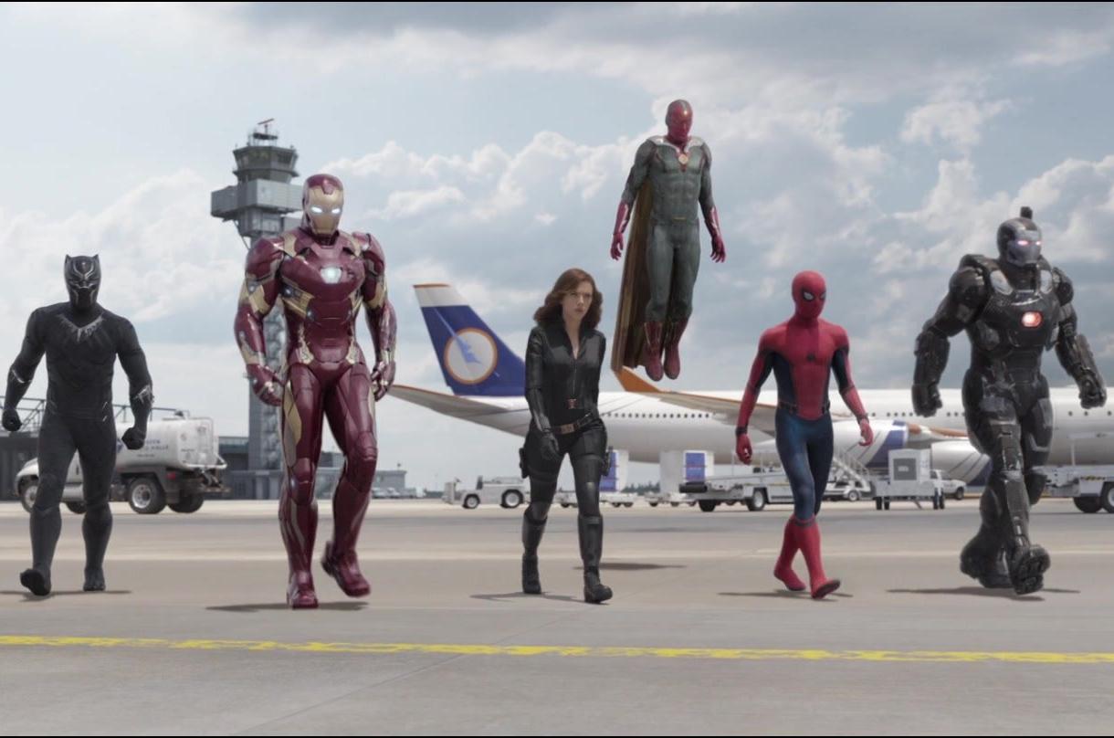 Опубликована официальная хронология киновселенной Marvel