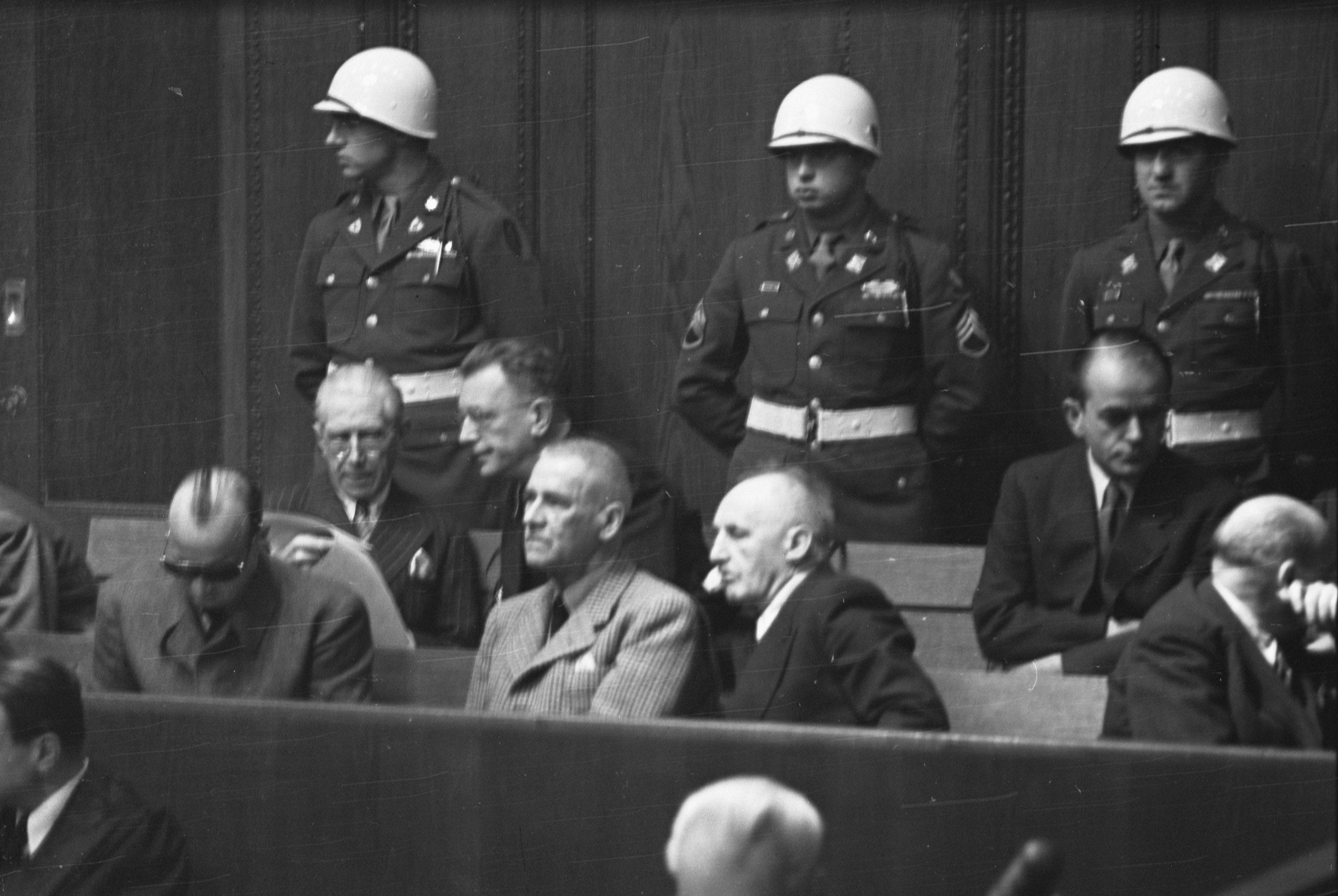 Создатели «Собибора» снимут фильм о Нюрнбергском процессе