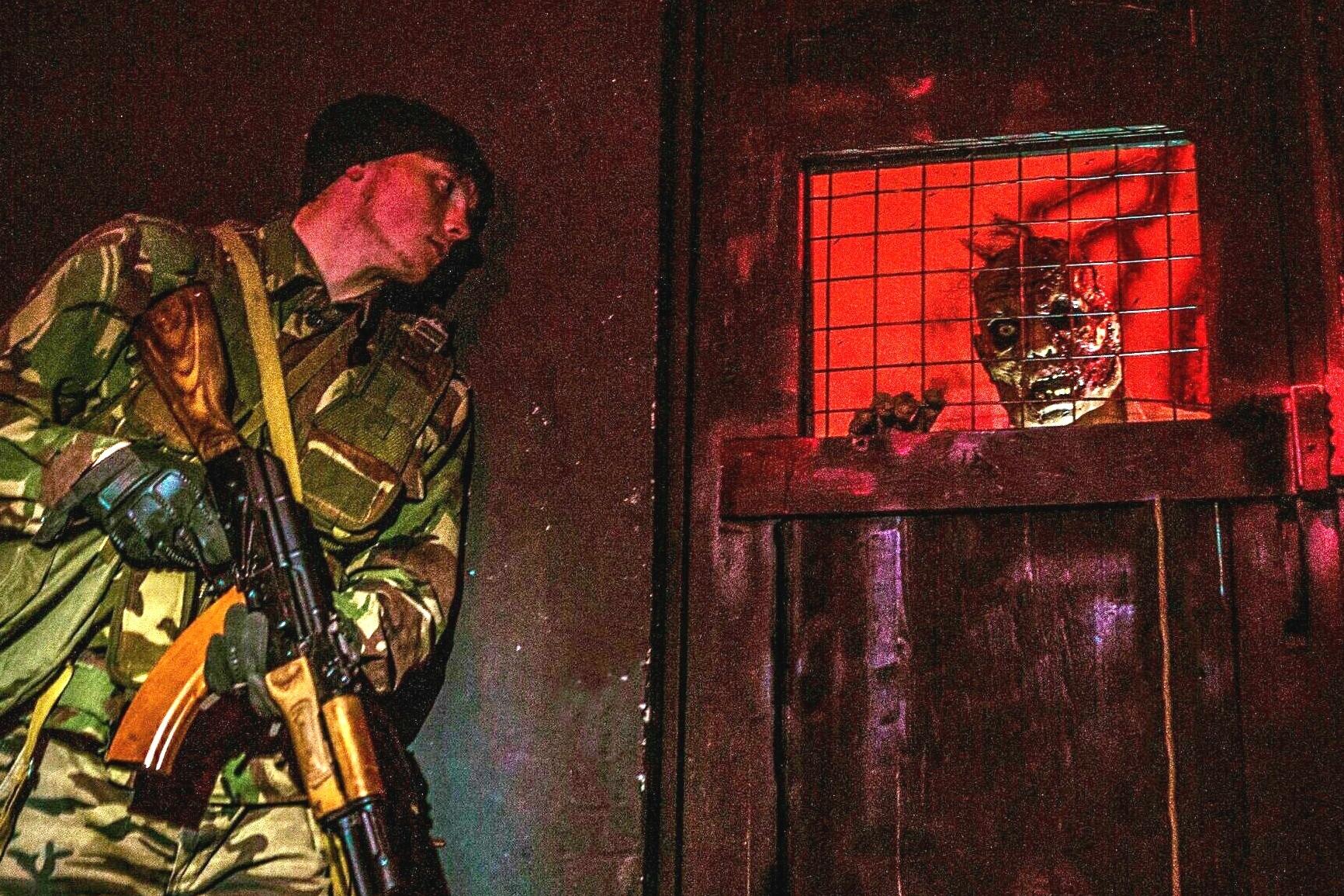 Бункер с тварями: квест научных ужасов открылся в Новосибирске