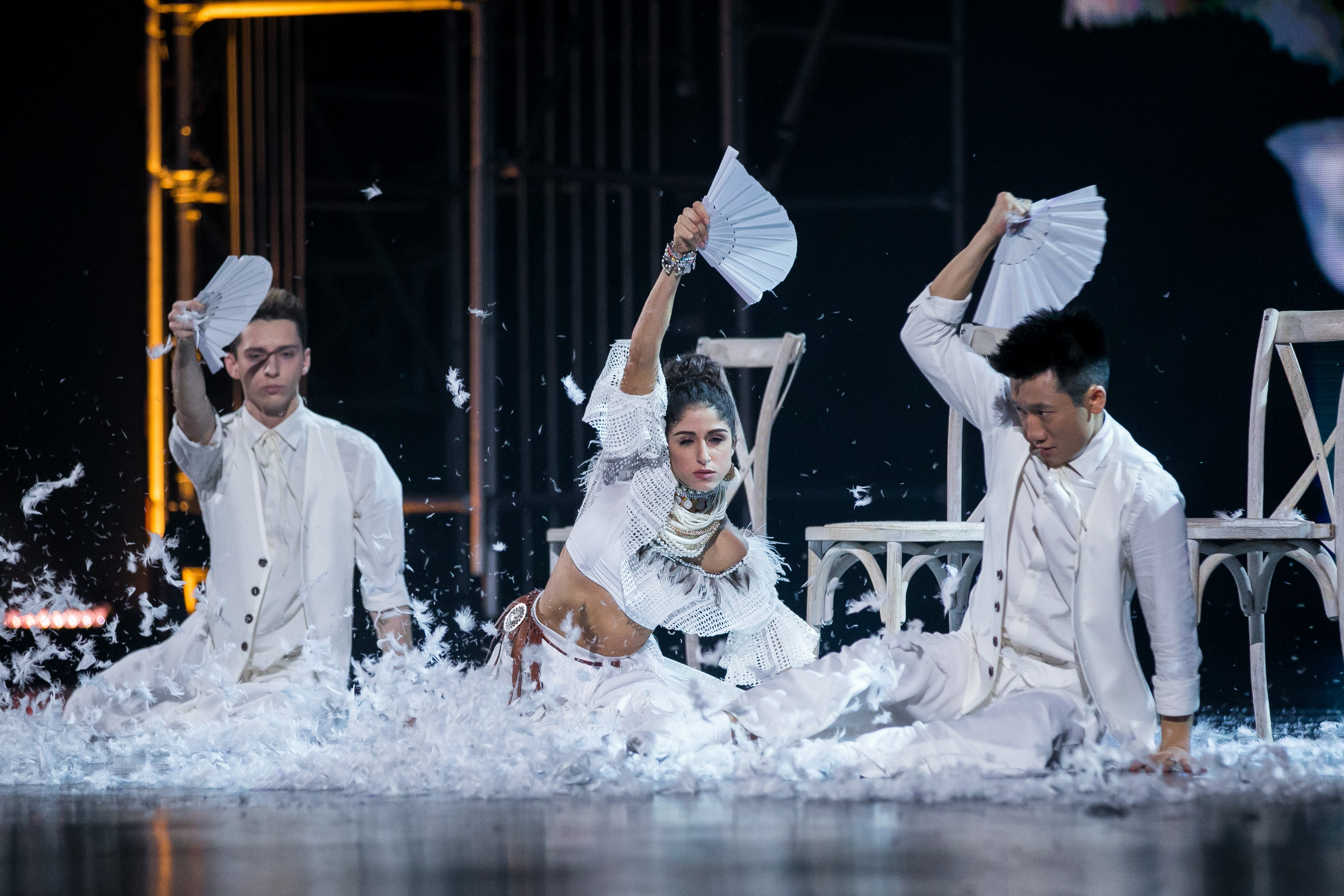 Участники «Танцев» раскроют характеры наставников в борьбе за финал