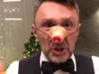 Шнуров в образе свиньи спел про Новый год