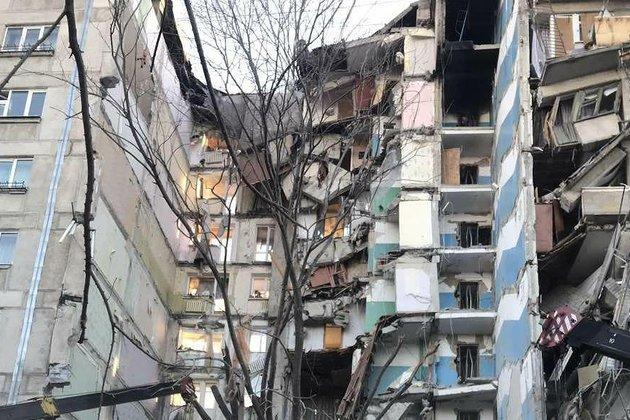 Разбор завалов дома вМагнитогорске нереально продолжать вусловиях угрозы обвала— МЧС