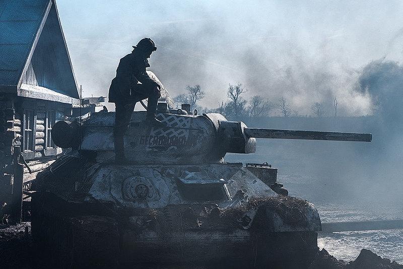 Фильм «T-34»: форсаж на танках