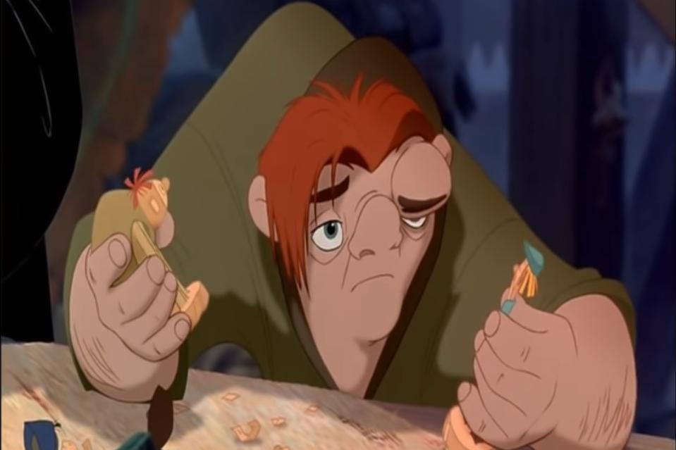 Disney снимет фильм про Горбуна из Нотр Дама