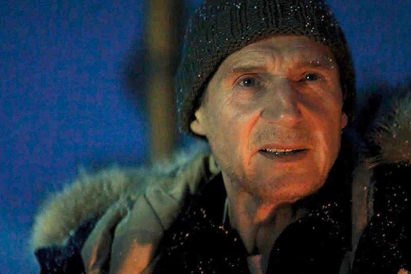 «Снегоуборщик»: Лиам Нисон наносит удар